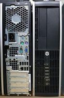 HP Compaq 6200 Pro SFF i7 2600 3,40 GHz/DDR3 4GB/250GB Состояние