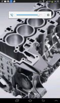 Продам комплектом блок мотора и поршневую группу bmw e65 3.5литра