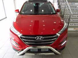 HYUNDAI TUCSON FOR SALE IN GOOD CONDITION