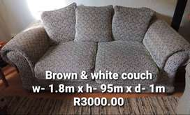 Couches and lounge stuff for sale