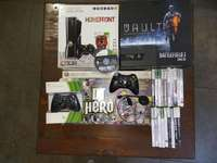 Full Xbox 360 bundle. CASH ONL, used for sale  South Africa