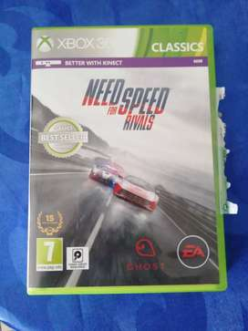 Need for speed rivals Xbox game