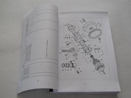 Katalog części URSUS 912, 914, 1012, 1014, 1222, 1224, 1614