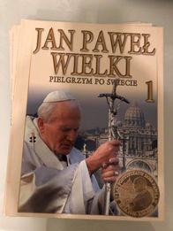 Jan Paweł Wielki Pielgrzym po Świecie 24 Tomy