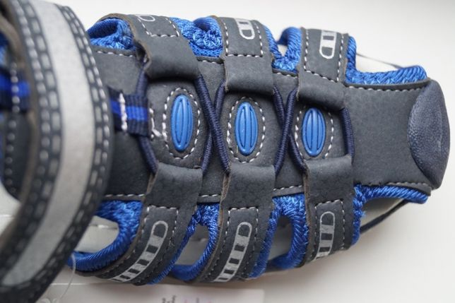Босоножки, сандалии для мальчика, темно-синие, новые, 28,31 Киев - изображение 5