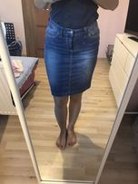 """Spódnica jeansowa firmy """"Rocks"""""""