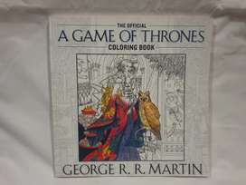 Game of thrones Coloring books