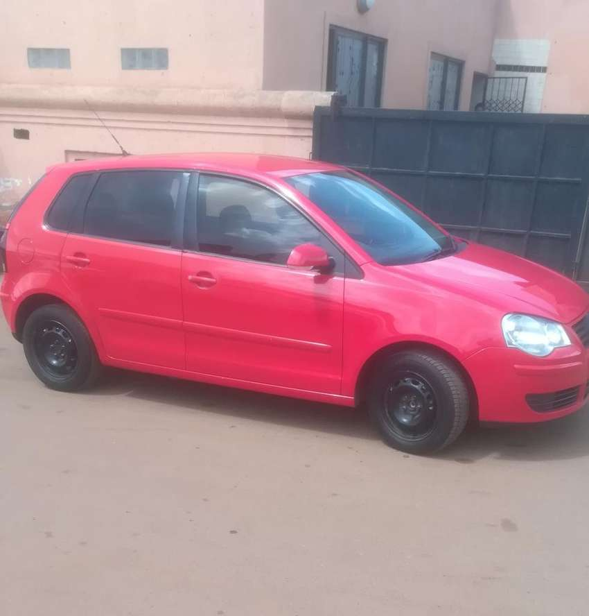 Vw polo in good condition ready to hit the road