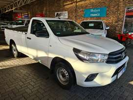 Hilux 2.4 gd lwb in excellent condition