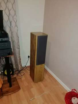 Nad Stack hifi with Celestian F30 floor standing speakers