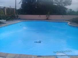 Swimming pools/canopies/Fibrelining Laminator Required