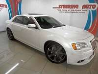 Image of 2013 chrysler 300c srt8 with a 6.4 v8 sledgehammer under the hood