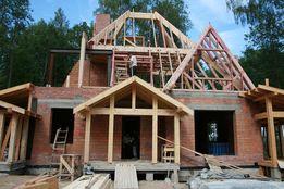 Строительство домов, дач. Кровля. Устройство фундаментов