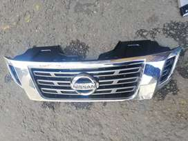 Nissan Navara Grill new shape available for sale