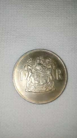 South African R1 Coin