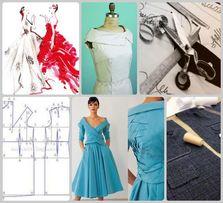 Обучение крою, шитью и моделированию одежды