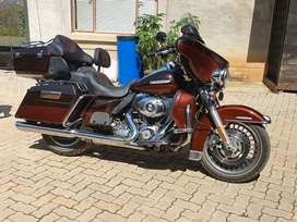 2011 Harley Davidson Electric Glide Ultra