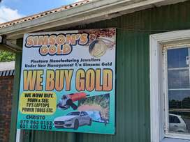 Pinetown Jewellers & pawn shop t/a simsons gold traders