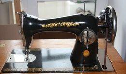 Ножная швейная машинка с тумбой Подольская 2М (ПМЗ, Подольск)