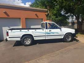 IMMACULATE MAZA DRIFTERBAKKIE FOR SALE A MUST SEE