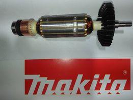 Якорь (ротор) оригинал Макита болгарки Makita GA5030 (517649-4)