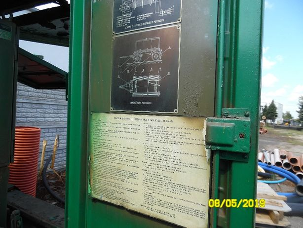 Agregat prądotwórczy 30KVA Wągrowiec - image 7
