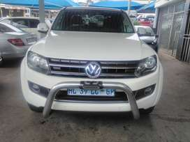VW AMAROK 2.O TDi DOUBLE CAB MANUAL