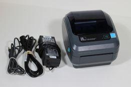 Термо принтер этикеток штрих кода GK420d, USB/COM. Новая Почта, Ubuntu