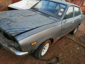 Datsun 120y body for sale for R12000