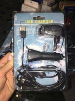 Адаптер USB Charger, универсальное зарядное устройство для мобильных т