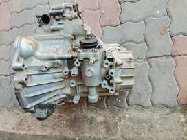 Toyota corolla RSI shape gear box