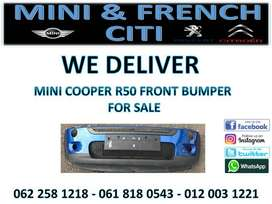 Mini Cooper R50 Front bumper for sale