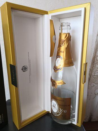Бутылка Шампанское Crystal