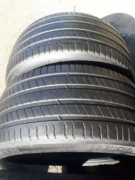 Two tyres for x5 and x6 Michael run flat now available