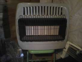 For Sale R1500 Megamaster Gas Heater