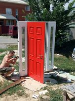 Двери входные металлические, бронированные, железные