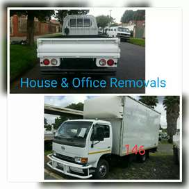Bakkies for moving