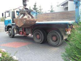 Usługi Transport HDS Wywrotka Koparko-Ładowarka CAT,Młot hydrauliczny.