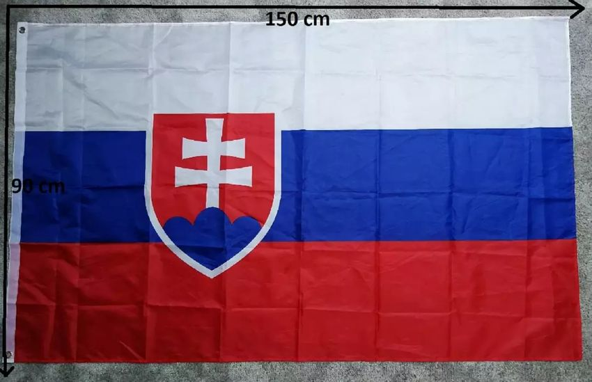 Slovenská vlajka 0