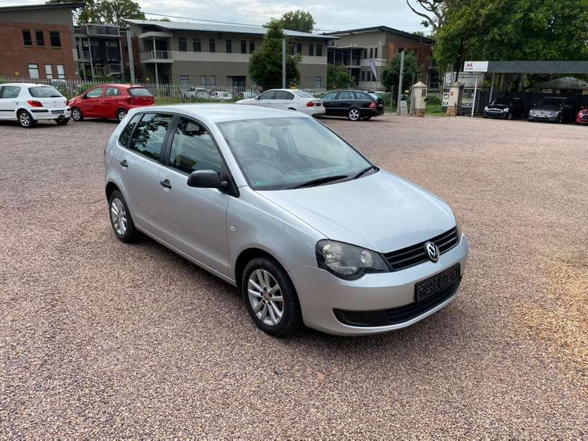 2012 VW Polo Vivo 1.4 0
