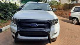 2015 Ford Ranger 2.2 6 speed double cab