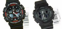 100 % ОРИГИНАЛ | НОВЫЕ: Часы G-Shock ga100-1a4 | ga100-1a1. ГАРАНТИЯ!