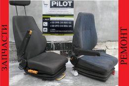 Ремонт пневмо сидений грузових автобусов TIR пилот pilot