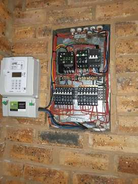 Electrical and solar projects