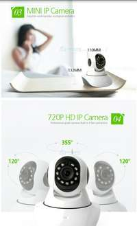 Image of Wifi security camera