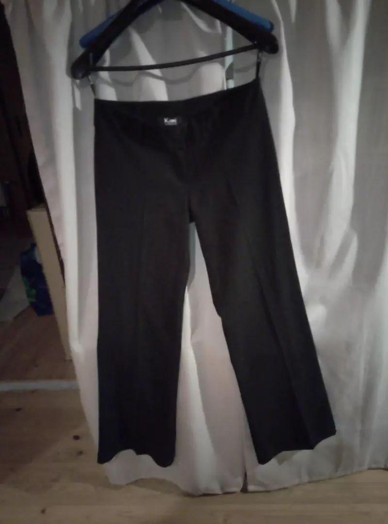 Dámské společenské kalhoty 0