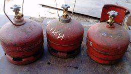 Баллон пропан 5 литров б/у