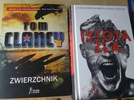 Książki Tom Clancy