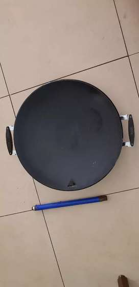 Cadac wok fitting for gas bottle
