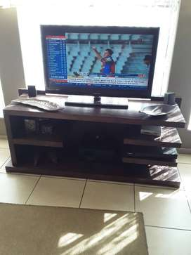 Television stand bespoke